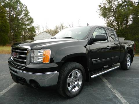 2012 GMC Sierra 1500 for sale at Carolina Auto Sales in Trinity NC