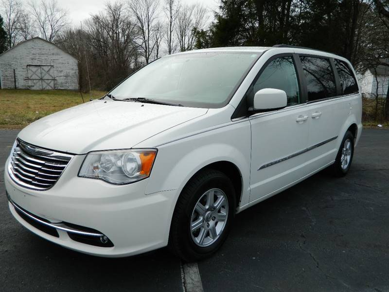 2012 Chrysler Town and Country for sale at Carolina Auto Sales in Trinity NC