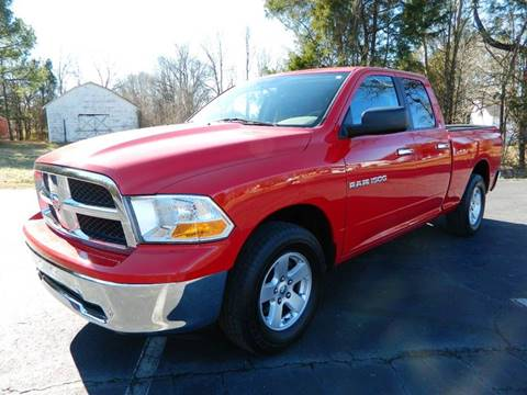 2012 RAM Ram Pickup 1500 for sale at Carolina Auto Sales in Trinity NC