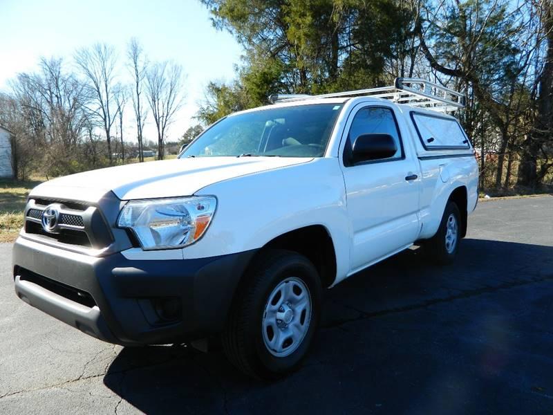 2014 Toyota Tacoma for sale at Carolina Auto Sales in Trinity NC