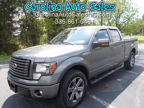 2012 Ford F-150 for sale at Carolina Auto Sales in Trinity NC