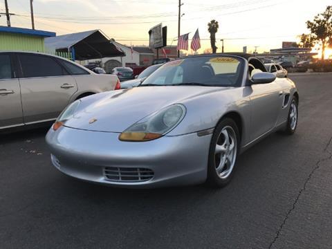 2000 Porsche Boxster for sale in Los Angeles, CA