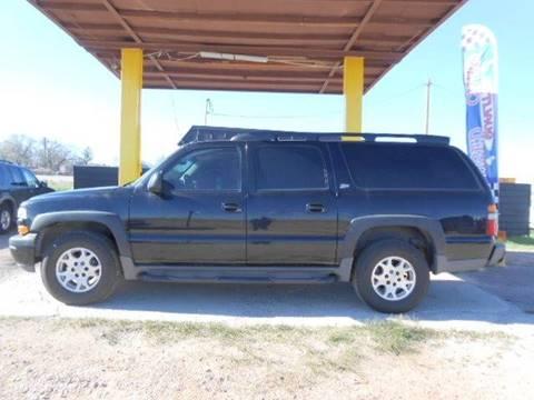 2004 Chevrolet Suburban for sale in Peyton, CO