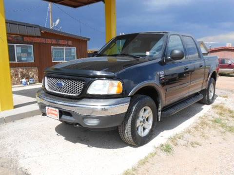 2003 Ford F-150 for sale in Peyton, CO
