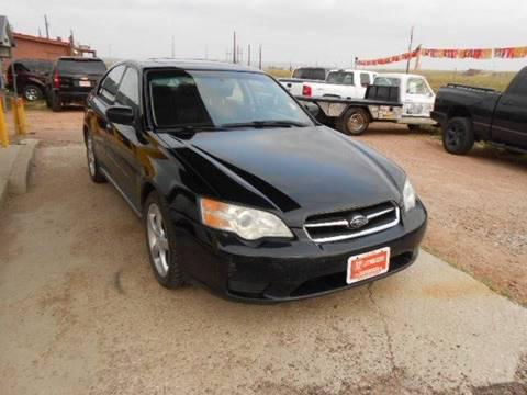 2007 Subaru Legacy for sale in Peyton, CO