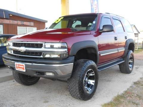 2005 Chevrolet Tahoe for sale in Peyton, CO