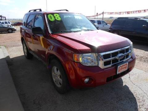 2008 Ford Escape for sale in Peyton, CO