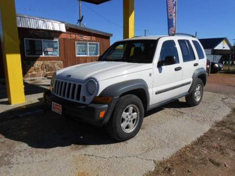 2007 Jeep Liberty for sale in Peyton, CO