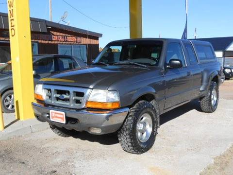 2000 Ford Ranger for sale in Peyton, CO