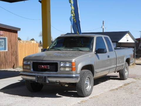 1999 GMC Sierra 2500 Classic for sale in Peyton, CO