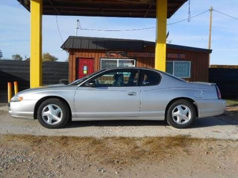 2005 Chevrolet Monte Carlo for sale in Peyton, CO