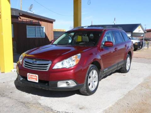 2011 Subaru Outback for sale in Peyton, CO