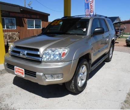 2005 Toyota 4Runner for sale in Peyton, CO