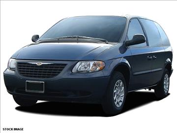 2003 Chrysler Voyager for sale in Freeport, IL