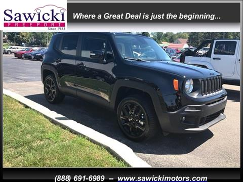 2017 Jeep Renegade for sale in Freeport, IL