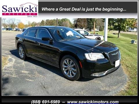 2018 Chrysler 300 for sale in Freeport, IL
