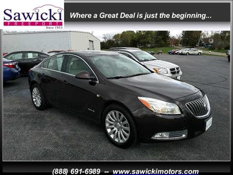 2011 Buick Regal for sale in Freeport, IL