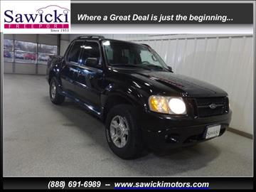 2004 Ford Explorer Sport Trac for sale in Freeport, IL