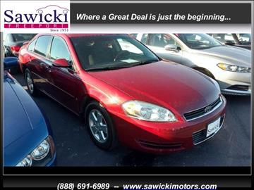 2006 Chevrolet Impala for sale in Freeport, IL