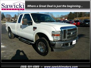 2009 Ford F-250 Super Duty for sale in Freeport, IL