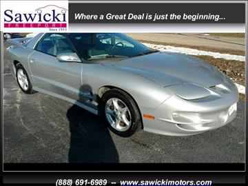 1999 Pontiac Firebird for sale in Freeport, IL