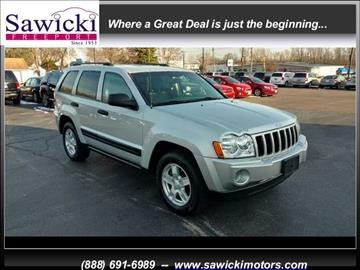 2006 Jeep Grand Cherokee for sale in Freeport, IL