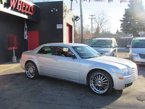 Chrysler 300 For Sale  Carsforsalecom