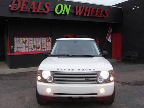 2004 Land Rover Range Rover for sale in Detroit, MI