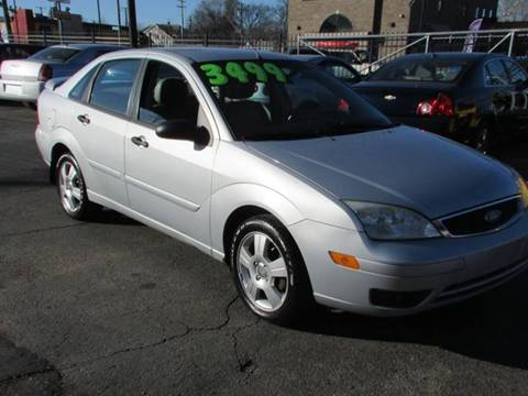 2005 Ford Focus for sale in Detroit, MI