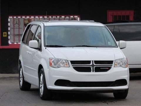 2016 Dodge Grand Caravan for sale in Detroit MI