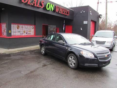 2008 Chevrolet Malibu for sale in Detroit, MI