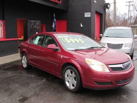 2007 Saturn Aura for sale in Detroit MI