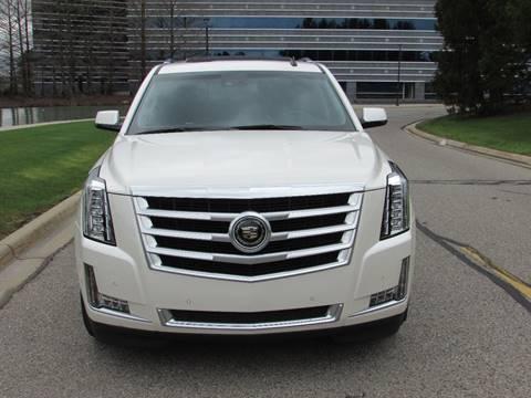 2015 Cadillac Escalade for sale in Detroit MI