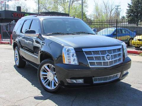 2011 Cadillac Escalade for sale in Detroit, MI