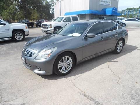 2011 Infiniti G37 Sedan for sale in Tyler, TX