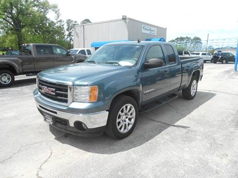 2007 GMC Sierra 1500 for sale in Tyler, TX