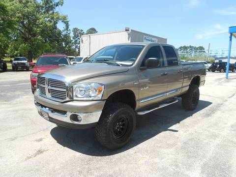 2008 Dodge Ram Pickup 1500 for sale in Tyler, TX