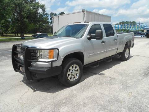 2011 GMC Sierra 3500HD for sale in Tyler, TX