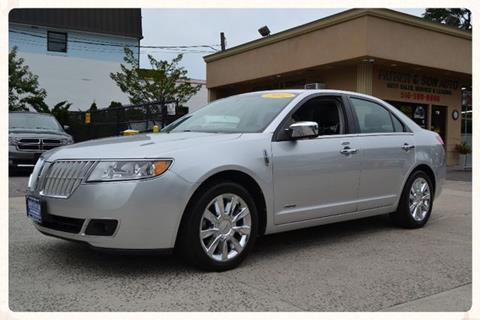 2012 Lincoln MKZ Hybrid for sale in Lynbrook, NY