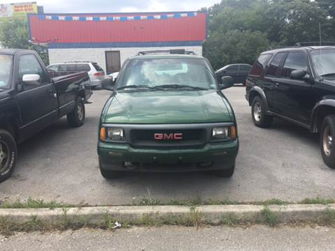 1997 GMC Jimmy for sale in Somerset, KY