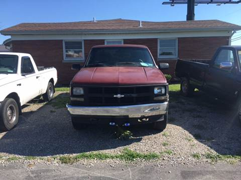 1995 Chevrolet C/K 2500 Series for sale in Somerset, KY