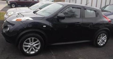 2011 Nissan JUKE for sale in Richmond, VA