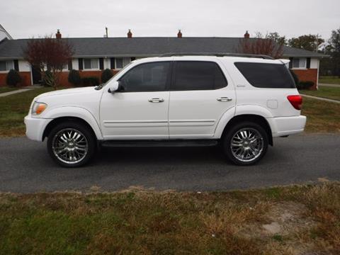 2005 Toyota Sequoia for sale in Richmond, VA
