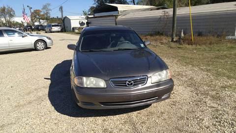 2001 Mazda 626 for sale in Walker, LA