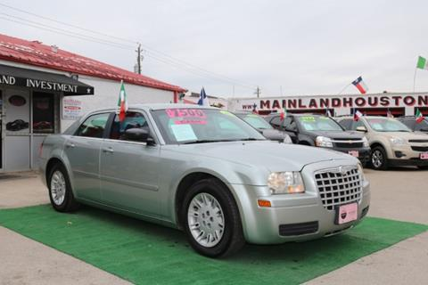 2006 Chrysler 300 for sale in Houston, TX