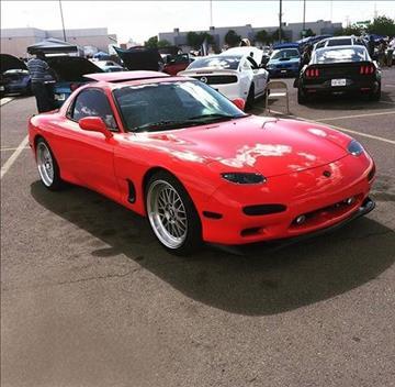 1993 Mazda RX-7 for sale in El Paso, TX
