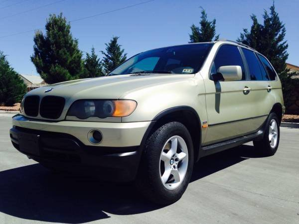2002 BMW X5 for sale at Eastside Auto Sales in El Paso TX