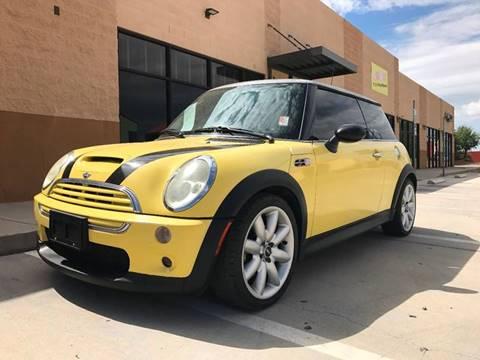 2002 MINI Cooper for sale in El Paso, TX