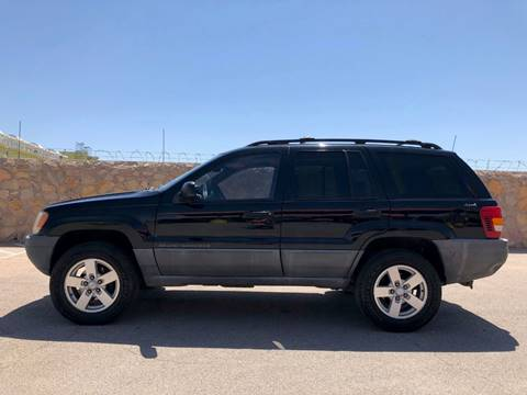 1999 Jeep Cherokee for sale in El Paso, TX