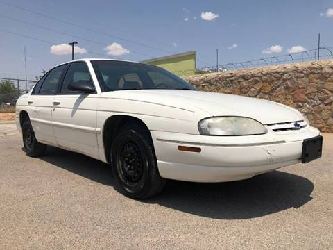 2001 Chevrolet Lumina for sale in El Paso, TX